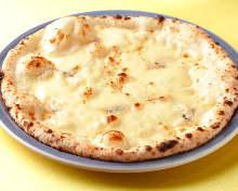 四種起司披薩