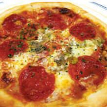 卡布里乔莎披薩