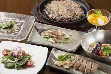 2,500日圓套餐 (6道菜)