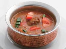 羊肉瑪撒拉咖哩