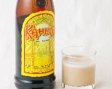 卡魯哇牛奶酒