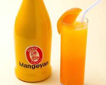 芒果橙汁香甜酒