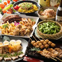 8,500日圓套餐 (8道菜)