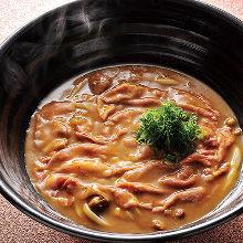 咖哩烏龍麵