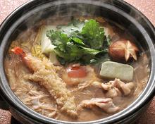 味噌燉煮烏龍麵