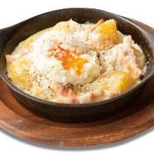 馬鈴薯沙拉 加蛋