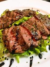 牛橫隔膜肉鐵板燒