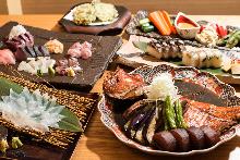 7,000日圓套餐 (7道菜)