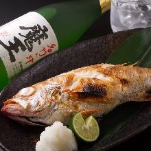 9,500日圓套餐 (7道菜)