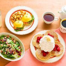 1,850日圓組合餐