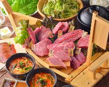 7,500日圓套餐 (16道菜)