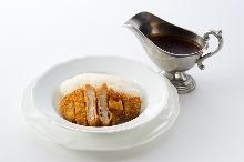 炸肉排咖哩