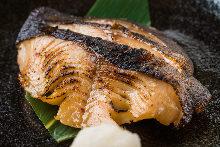 銀鱈魚西京燒