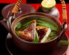 陶壺清蒸松茸