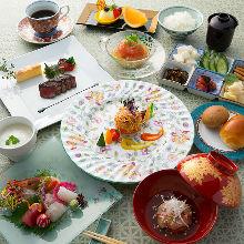 5,500日圓套餐 (12道菜)
