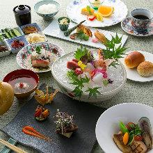 7,500日圓套餐 (11道菜)