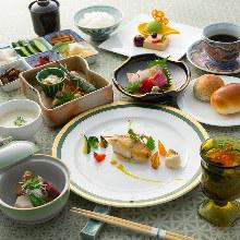 3,850日圓套餐 (11道菜)