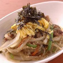 韓式蔬菜炒粉絲