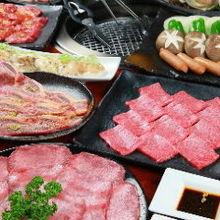 5,000日圓套餐 (13道菜)