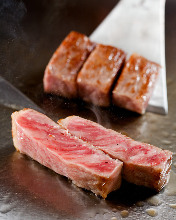 9,680日圓套餐 (7道菜)