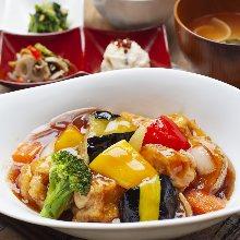 1,382日圓組合餐