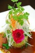 鮪魚酪梨沙拉