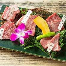 5種烤肉拼盤