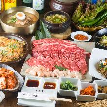7,150日圓套餐 (15道菜)