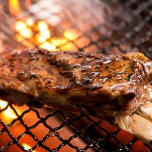 排骨、燒烤料理