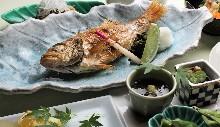 9,900日圓套餐 (7道菜)