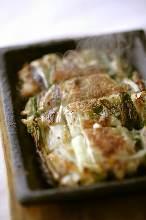 香蔥韭菜煎餅