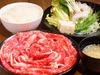 但馬屋上等牛肉拼盤+無限暢飲套餐 涮涮鍋 或 壽喜燒