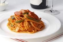 拿坡里義大利麵