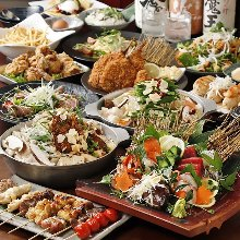 5,500日圓套餐 (13道菜)