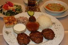 烤肉丸(中東,南亞料理)