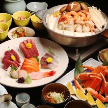 5,400日圓套餐 (7道菜)
