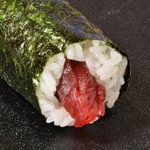 金槍魚捲壽司