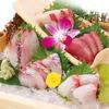 生魚片5種拼盤