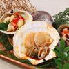 濱烤貝類3種拼盤