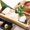 本店自製竹割吟釀豆腐
