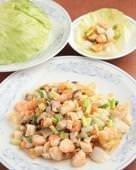蟹肉生菜炒飯