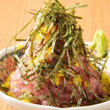 鮪魚中腹(生魚片)