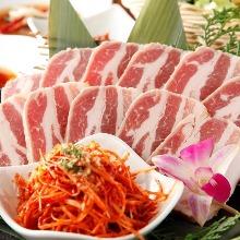 韓式烤五花肉