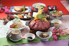 3,200日圓套餐 (10道菜)