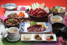 2,800日圓套餐 (9道菜)