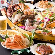 4,000日圓套餐