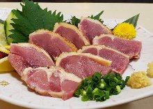 炙烤土雞腿肉