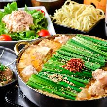 2,180日圓套餐 (4道菜)