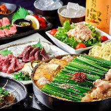 3,080日圓套餐 (5道菜)
