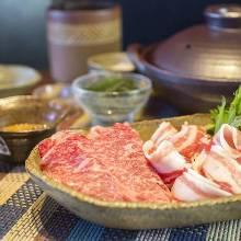 6,350日圓套餐 (6道菜)
